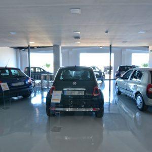 Taller para cambio de aceite y mantenimiento del automóvil