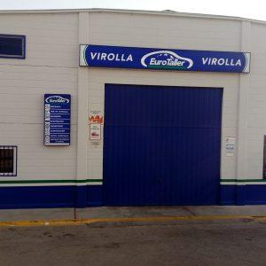 Taller de coches en Valencia adscrito a la red Euro Taller