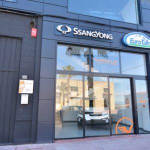 Concesionario SsangYong en Valencia