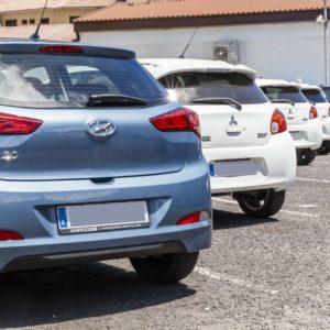 Rent a car en Tenerife Costa Adeje de primeras marcas
