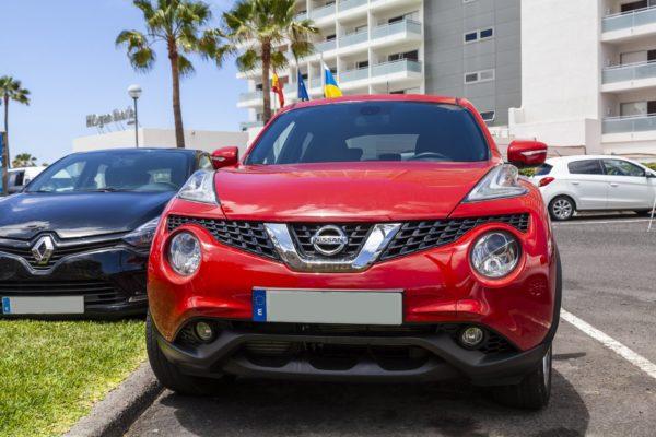 Cuánto cuesta alquilar un coche en Tenerife en Maxi Car Plus