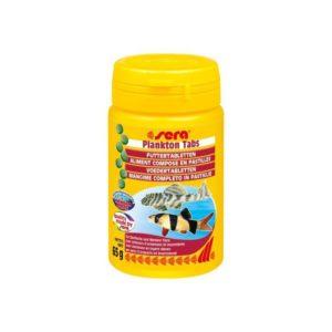 Alimentación para peces de agua salada