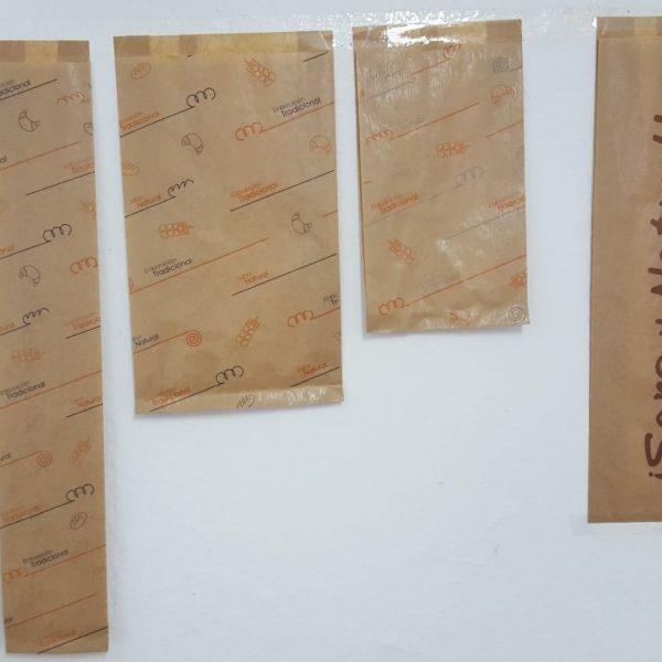 Bolsas de papel en Valencia de diferentes tamaños