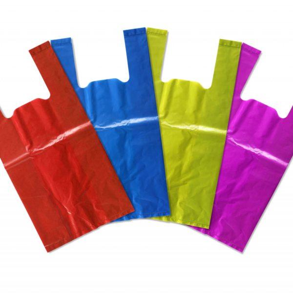 Bolsas de plástico para uso alimentario