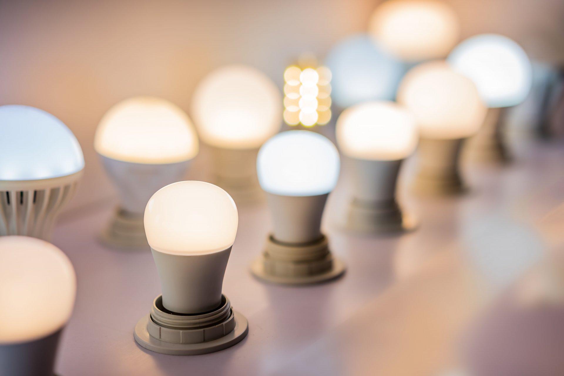 Suministros eléctricos industriales en Valencia especializados en iluminación led
