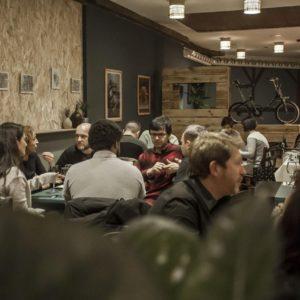 Gastrobar con menús para grupos en Málaga