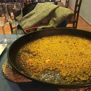 Las mejores paellas de Málaga